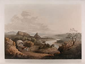 A View near the Roode Sand Pass at the Cape of Good Hope: SALT, Henry (1780-1827)