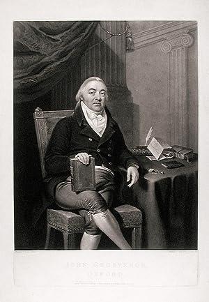 John Grosvenor, Oxford: TURNER, Charles after T. LEEMING