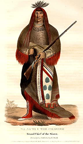 Wa-Na-Ta, The Charger, Grand Chief of the Sioux