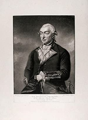 Sir Richard Pearson: WATSON, James (c. 1740- 1790) after Charles GRIGNION (1754-1804)