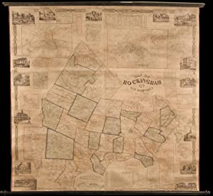 Map of Rockingham Co. New Hampshire from Practical Surveys.