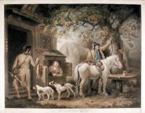 The Sportsman's Return: WARD, William (1766-1826)