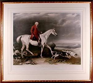 To Richard Hill Esqr. of Thornton This Portrait of John Booth is respectfully Dedictated, By. ...