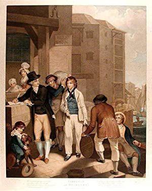 Industry and Oeconomy: SINGLETON, After Henry ( 1766-1839)