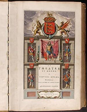 Le Théâtre du monde, ou nouvel atlas.quatrieme: BLAEU, Willem (1571-1638)