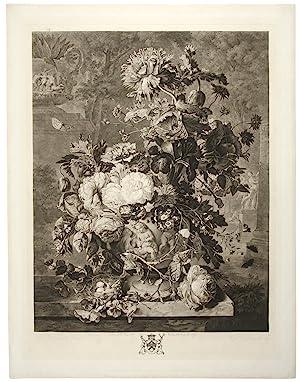 A Flower Piece]: VAN HUYSUM, After