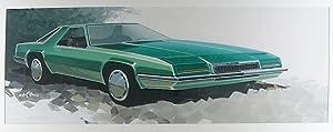 1977 Concept Car: HUTTING, R.