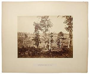 Battle Ground of Resacca, Ga. No. 2: BARNARD, George N. (1819-1902)