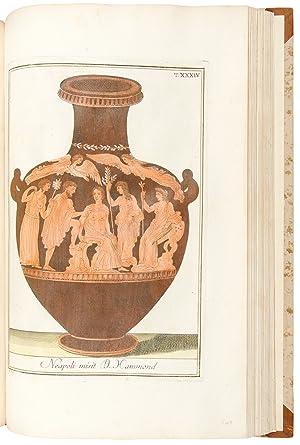 Picturae Etruscorum in Vasculis nunc primum in unum collectae: PASSERI, Giovanni Battista (1694-...