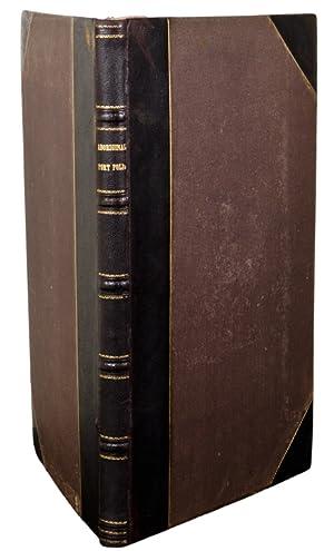 The Aboriginal Portfolio]: LEWIS, James Otto (1799-1858)