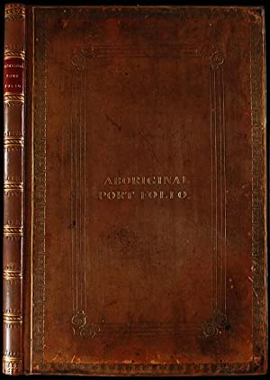 The Aboriginal Port Folio or a collection: LEWIS, James Otto