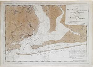 A chart of the bay and harbour of Pensacola in the province of West Florida surveyed by George ...