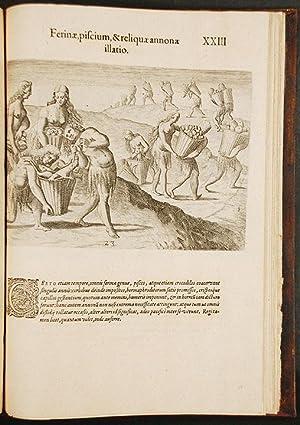 Brevis Narratio eorum quae in florida Americae provi[n]cia Gallis acciderunt. quae est secunda pars...
