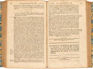 The Acts of Assembly of the Province of Pennsylvania, carefully compared with the originals: and an...