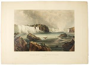 Niagara Falls: BODMER, Karl (1809-1893)