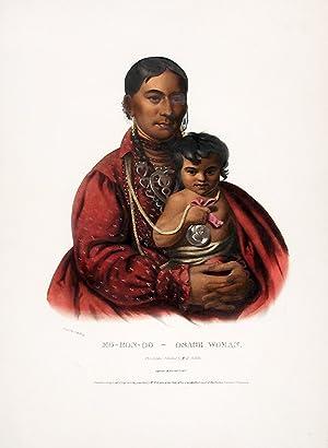 Mo-Hon-Go, an Osage Woman: MCKENNEY, Thomas L.