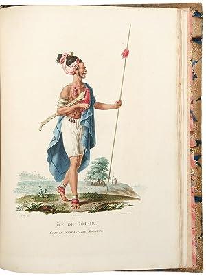 Voyage de Découvertes aux Terres Australes . [With:] . Partie Historique rédig&eacute...