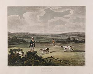 Set of Four Shooting Prints, [Plate 1]: HIMLEY, S. after