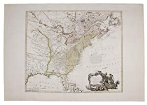 The United States of North America: with the British Territories and those of Spain, according to ...