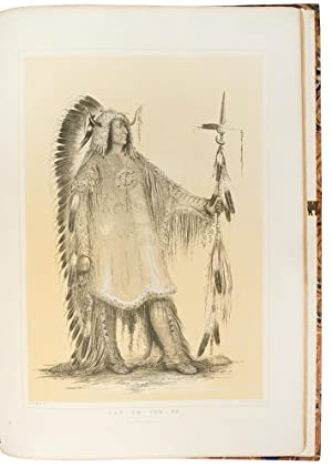 [Catlin's North American Indian Portfolio. Hunting Scenes and Amusements of the Rocky Mountains a...