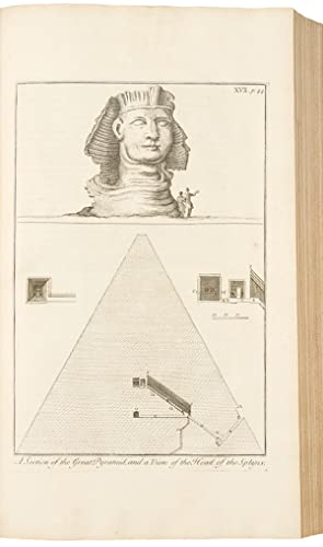 A Description of the East, and Some other Countries . Observations on Egypt; [Vol. II, part 1: Ob...
