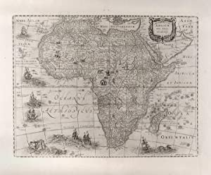 The World and Continents - Five Maps]: HONDIUS, Henricus (1597 - 1651) and Jan JANSSON (1588-1664)