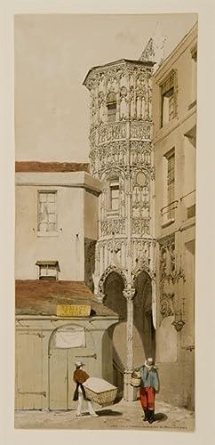 Hotel de la Tremouille, Rue des Bourdonnois,: SHOTTER BOYS, Thomas