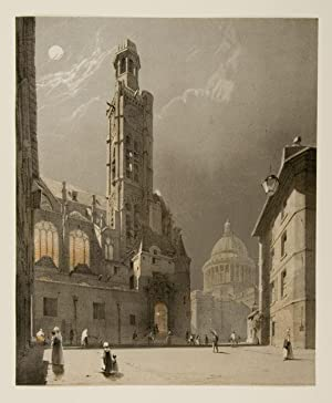 St. Etienne du Mont and The Pantheon, Paris: SHOTTER BOYS, Thomas (1803-1874)