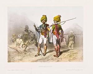 Bachi-Bouzouks: SCHRANZ, Joseph (1803-1872)