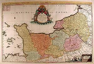 Normandy] Le Duché et Gouvernement de Normandie: JAILLOT, Alexis Hubert