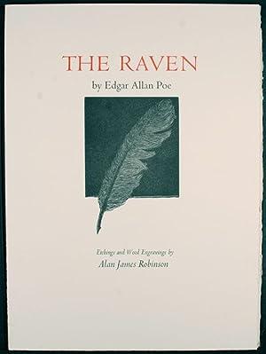 The Raven by Edgar Allen Poe Etchings: CHELONIIDAE Press. -