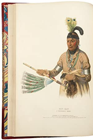 History of the Indian Tribes of North America, with Biographical Sketches and Anecdotes of the Pr...