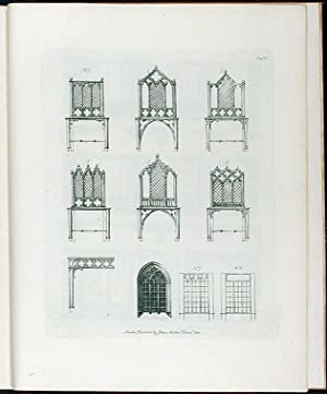 A Collection of Designs for Rural Retreats, as Villas. Principally in the Gothic and Castle styles ...