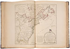 The American Atlas; or, a Geographical Description of the Whole Continent of America; Wherein are...