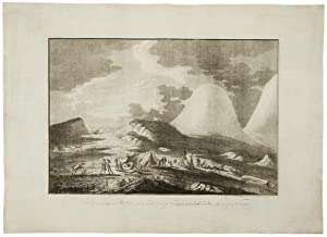 A View from the Camp at the: DES BARRES, J.F.W.