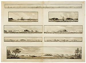 8 Navigational Profiles near Nova Scotia}: Appearance: DES BARRES, J.