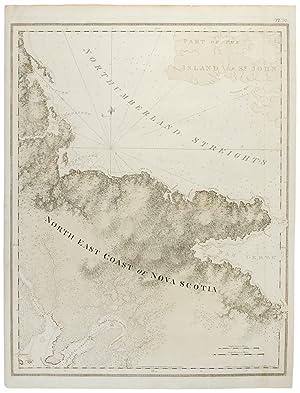 North East Coast of Nova Scotia /: DES BARRES, J.F.W.