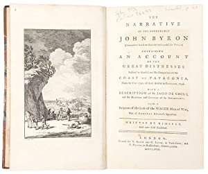 The Narrative of the Honourable John Byron (Commodore in a late expedition round the world) Conta...