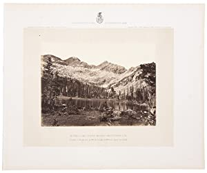 [Photographs Showing Landscapes, Geological and Other Features of Portions of the Western Territo...