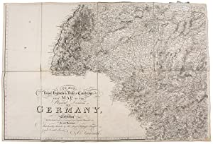 To His Royal Highness the Duke of Cambridge, K. G. &c. This Map of the Physical Divisions of Germ...