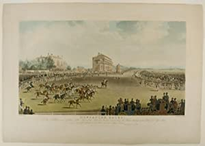 St. Leger The Start] Doncaster Races. To: POLLARD, After James