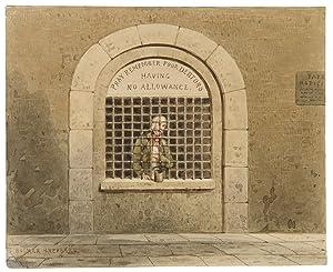 Fleet Street Prison: SHEPHERD, Thomas Hosmer (1793-1864)