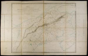 North American Boundary : Maps A and B, appended to the report of the British Commissioners, appo...