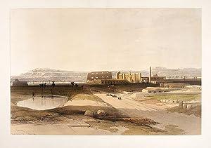 Karnak: ROBERTS, After David (1796-1864)