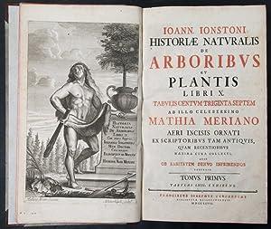 Historiae Naturalis de Arboribus et Plantis. Libri: JONSTON, John (1603-1675)