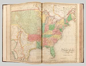 A Complete Historical, Chronological, and Geographical American Atlas, being a guide to the histo...