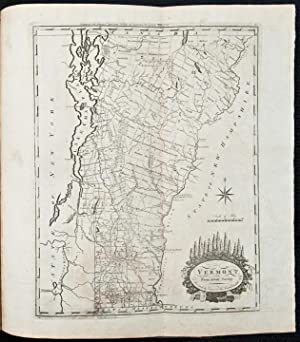 Carey's American Atlas: Containing Twenty Maps and One Chart