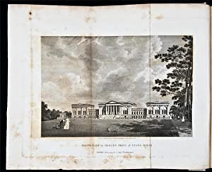 Stowe. A description of the house and gardens of . Richard Grenville Nugent Chandos Temple, ...