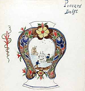 An original design for porcelain: SAMSON & CO. (designers)