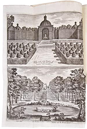 New Principles of Gardening: or, the laying: LANGLEY, Batty (1696-1751)